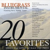 20 Favorite Bluegrass Instrumentals CD