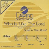 Who is Like the Lord Acc, CD
