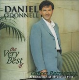 The Very Best of Daniel O'Donnell CD