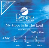 My Hope Is In The Lord, Accompaniment CD