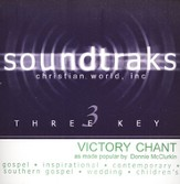 Victory Chant, Accompaniment CD