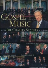 An Evening of Gospel Music with Dr. Charles Stanley & Friends, DVD