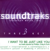 I Want To Be Just Like You, Accompaniment CD