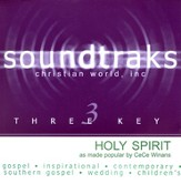 Holy Spirit, Accompaniment CD
