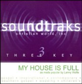 My House Is Full [Music Download]