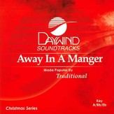 Away in a Manger, Accompaniment CD