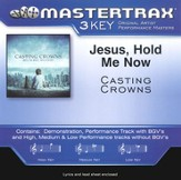 Jesus Hold Me Now Accompaniment CD
