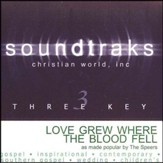 Love Grew Where The Blood Fell [Music Download]