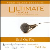 Soul On Fire (Medium Key Performance Track with Background Vocals) [Music Download]