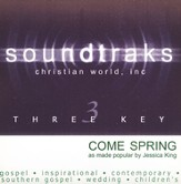 Come Spring, Accompaniment CD