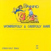 Wonderfully and Carefully Made, Accompaniment CD