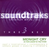 Midnight Cry, Accompaniment CD