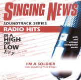 I'm A Soldier, Accompaniment CD