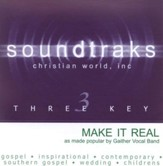 Make It Real, Accompaniment CD