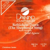 Bethlehem Dawn (The Shepherd's Song), Accompaniment CD