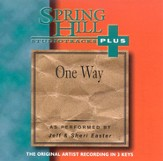 One Way, Accompaniment CD