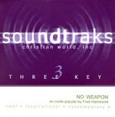 No Weapon, Accompaniment CD