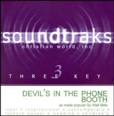 The Devil's In The Phone Booth, Accompaniment CD