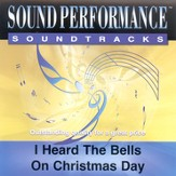 I Heard The Bells On Christmas Day, Accompaniment CD