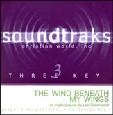 Wind Beneath My Wings, Acc CD
