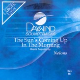 The Sun's Coming Up In The Morning, Accompaniment CD