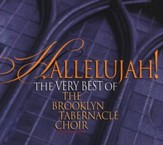 Hallelujah! The Best of The Brooklyn Tabernacle Choir CD