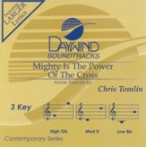 Mighty Is The Power Of The Cross, Accompaniment CD