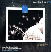 Worship God Live CD