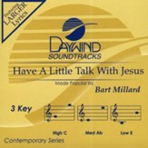 Have A Little Talk With Jesus, Accompaniment CD