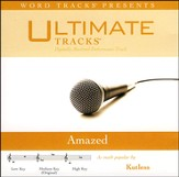 Amazed (Low Key Performance Track w/ Background Vocals) [Music Download]