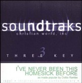 I've Never Been This Homesick Before, Accompaniment CD