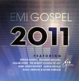 EMI Gospel 2011 CD