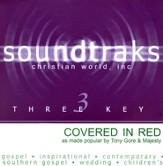 Covered In Red, Accompaniment CD