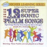 Supersonic Psalm Songs CD