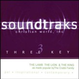 The Lamb, The Lion & The King, Accompaniment CD