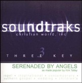 Serenaded By Angels, Accompaniment CD
