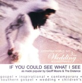 If You Could See What I See, Accompaniment CD