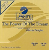The Power of the Dream, Accompaniment CD