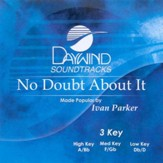 No Doubt About It, Accompaniment CD