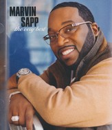 Marvin Sapp: The Very Best DVD