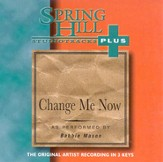 Change Me Now, Accompaniment CD