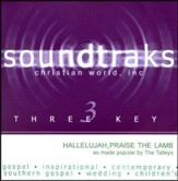 Hallelujah, Praise The Lamb, Accompaniment CD
