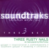Three Rusty Nails, Accompaniment CD