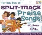 My Big Box of Split-Track Praise Songs!