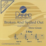 Broken and Spilled Out, Accompaniment CD
