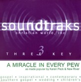 A Miracle In Every Pew [Music Download]