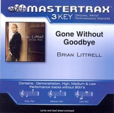 Gone Without Goodbye, Accompaniment CD