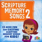 Scripture Memory Songs, Volume 2