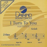 I Turn To You [Music Download]