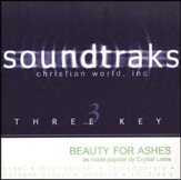 Beauty For Ashes, Accompaniment CD